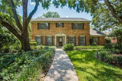 Houston TX Single Family Home For Sale: $580,000