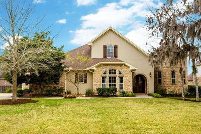 Fulshear Single Family Home For Sale: 32822 Whitburn Trail
