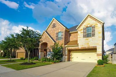 Fulshear Single Family Home For Sale: 27202 Liberty Heights Lane