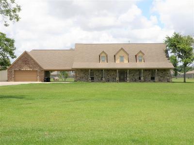 Hitchcock Single Family Home For Sale: 9224 Delesandri Drive