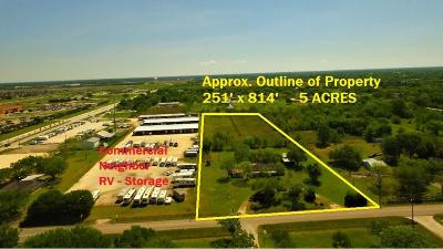 Pearland Single Family Home For Sale: 16701 County Road 104