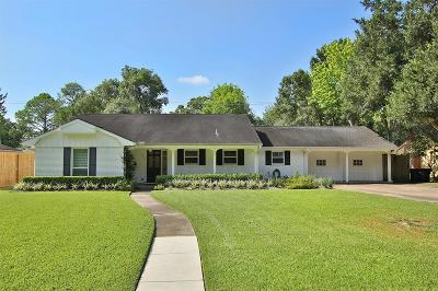 Houston Single Family Home For Sale: 5633 Flack Drive