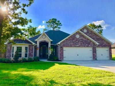 Montgomery Single Family Home For Sale: 11727 Parkside Boulevard