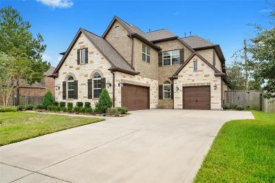 Spring TX Single Family Home For Sale: $468,000