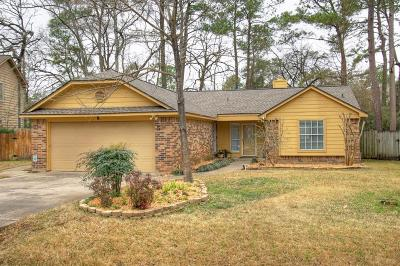 Spring Single Family Home For Sale: 5 Brentwood Oaks Court