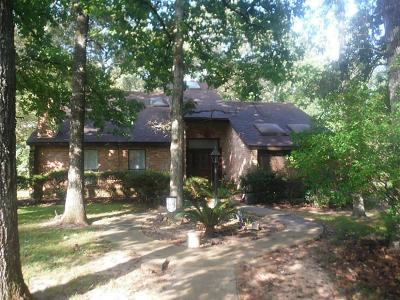 Conroe Single Family Home For Sale: 900 Carriage Hills Boulevard