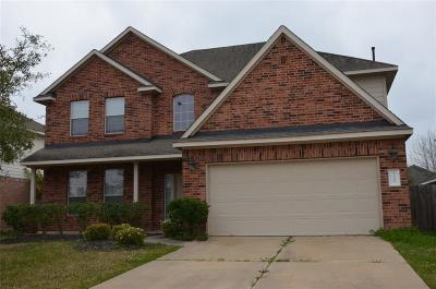 Pearland Single Family Home For Sale: 2305 Bristol Water Drive