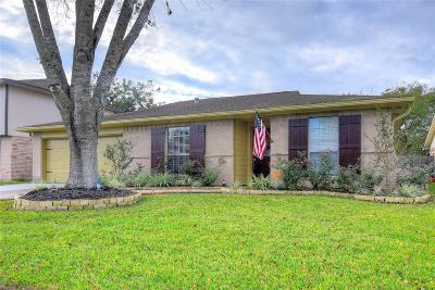 League City Single Family Home For Sale: 207 Brookdale Drive