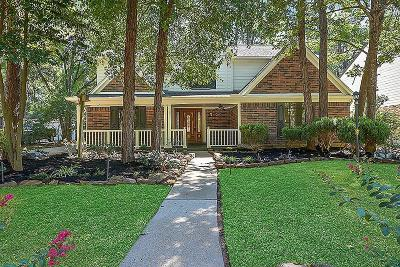 The Woodlands Single Family Home For Sale: 147 Rushwing Place