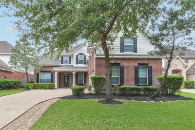 Missouri City Single Family Home For Sale: 3810 Auburn Grove Circle