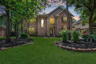 The Woodlands Single Family Home For Sale: 10 Sagamore Bend Place