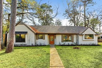 Houston Single Family Home For Sale: 14103 Kellywood Lane