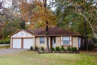 The Woodlands Single Family Home For Sale: 62 S Wavy Oak Circle