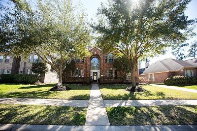 Humble Single Family Home For Sale: 12422 Brazos Bend Trl
