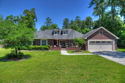 New Caney Single Family Home For Sale: 2311 Flamingo Street
