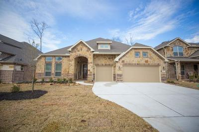 New Caney Single Family Home For Sale: 23420 Tavola Rosa Drive