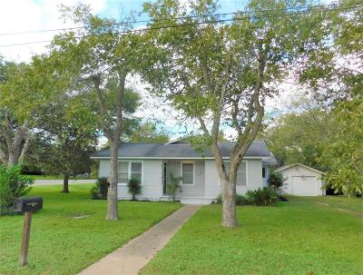 Weimar Single Family Home Pending: 106 W North Street Street