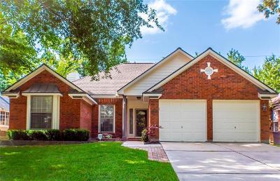 Kingwood Single Family Home For Sale: 3403 Creek Manor Drive