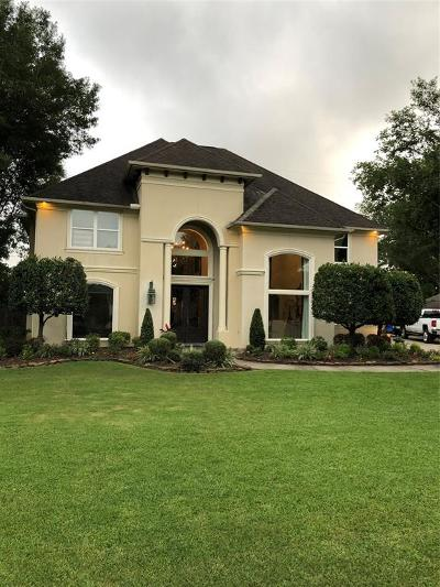 Harris County Single Family Home For Sale: 7622 Knob Hill Avenue