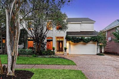 Houston Single Family Home For Sale: 2017 Dryden Road