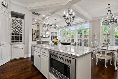 The Woodlands Single Family Home For Sale: 118 Gateway Park Place