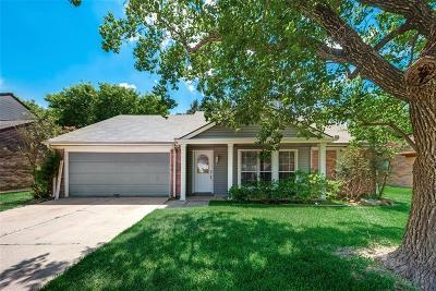 Katy Single Family Home For Sale: 2511 Calvary Lane