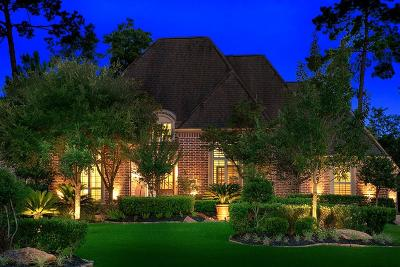 The Woodlands TX Single Family Home For Sale: $1,175,000