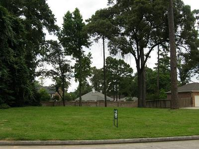 Tomball Residential Lots & Land For Sale: 14114 Spring Pines Drive