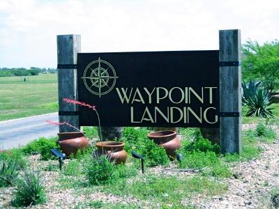 Palacios Residential Lots & Land For Sale: Lot 1 Way Point Boulevard