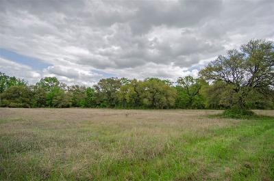 Washington County Country Home/Acreage For Sale: Tract 3 Lone Star Farm