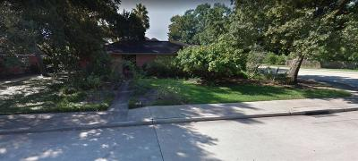 Houston Single Family Home For Sale: 3121 Glen Haven Boulevard
