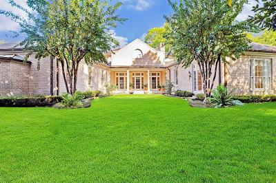Houston Single Family Home For Sale: 5957 Crab Orchard Road