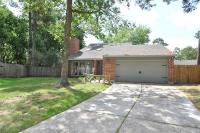 Kingwood Single Family Home For Sale: 3018 Royal Glen Drive