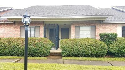 Houston Condo/Townhouse For Sale: 12827 Lima Drive #2827
