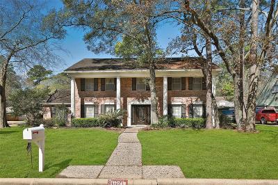 Houston Single Family Home For Sale: 1026 Misty Lea Lane