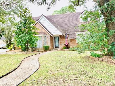 Spring Single Family Home For Sale: 618 Cypresswood Drive