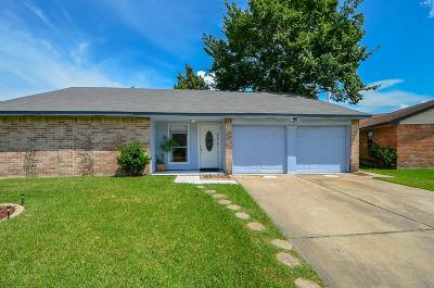 Channelview Single Family Home For Sale: 1306 Sully Lane