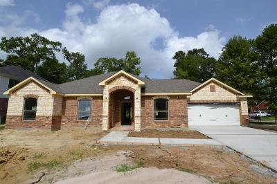 Crosby TX Single Family Home For Sale: $269,900