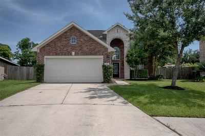 Alvin Single Family Home For Sale: 1806 Autumn Pond Circle