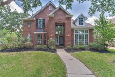 Houston Single Family Home For Sale: 503 Airybrook Lane