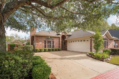 Friendswood Single Family Home For Sale: 515 Pine Ridge Court