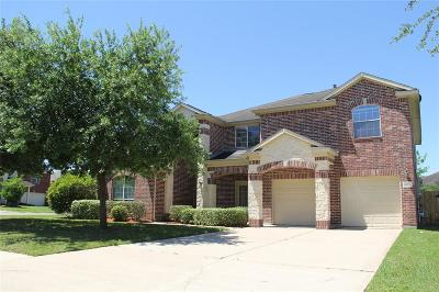Manvel Single Family Home For Sale: 3522 Ellies Lane