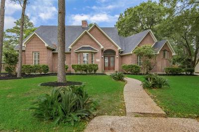 Kingwood Single Family Home For Sale: 1510 Chestnut Grove Lane