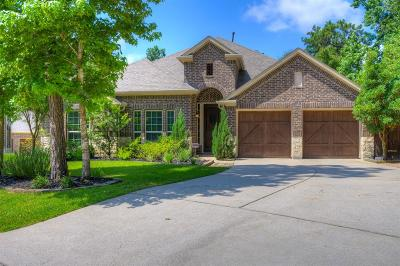Conroe Single Family Home For Sale: 2 Pilot Point