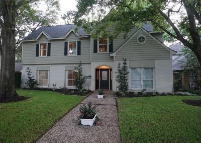 Houston TX Single Family Home For Sale: $419,000