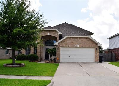 Deer Park Single Family Home For Sale: 2309 Neches Drive