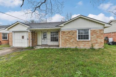 Houston Single Family Home For Sale: 130 Floradora Lane