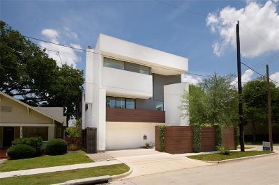 Houston Single Family Home For Sale: 802 Branard Street