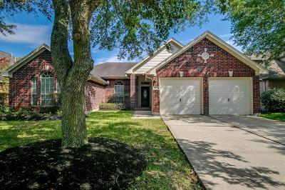 League City Single Family Home For Sale: 3112 Misty Shore Drive