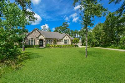 Magnolia Single Family Home For Sale: 26600 Natures Way